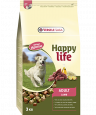 Happy life Adult con Agnello da Versele Laga 15 kg
