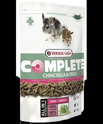 Versele Laga Complete Chinchilla & Degu  1.75 kg, 500 g, 8 kg