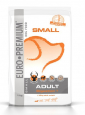 EURO-PREMIUM Small Adult Digestion+  1 kg
