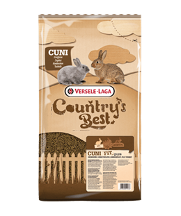 Versele Laga Country's Best Cuni Fit Pure  20 kg, 5 kg