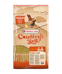 Versele Laga Country's Best Gold 4 Mash  20 kg, 5 kg