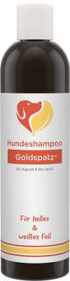 Hund & Herrchen Hundeshampoo Golden Dog 300 ml