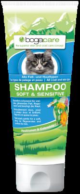 Bogacare Shampoo Soft & Sensitive 200 ml