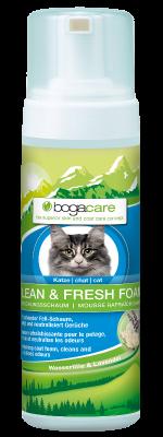 Bogacare Clean + Fresh Foam Katze 150 ml