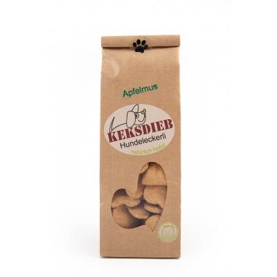 Keksdieb Applesauce hearts 100 g