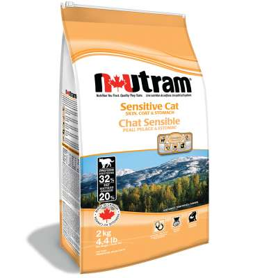 Nutram Cat I19 Sensitive 1.8 kg