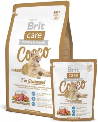 Brit Cocco I'm Gourmand 2 kg, 400 g