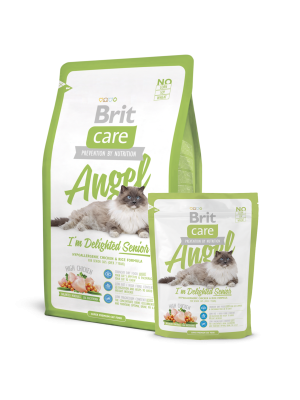 Brit Angel I'm Delighted Senior 2 kg, 400 g