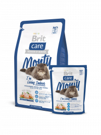Brit Care Monty I'm Living Indoor 400 g
