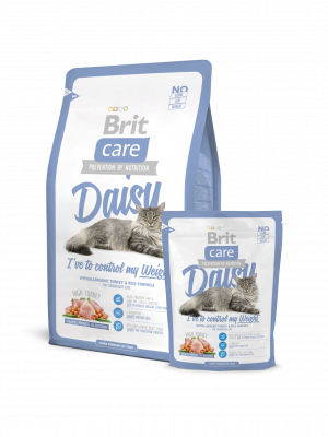 Brit Daisy I've to control my Weight 2 kg