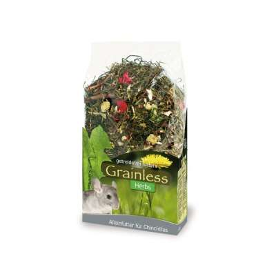 JR Farm Grainless Herbs Cincillà  400 g