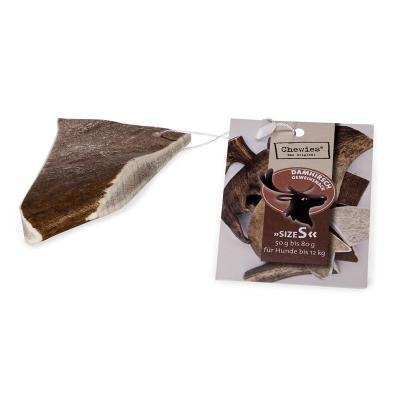 Chewies Fallow Deer Antler Snack S 80 g