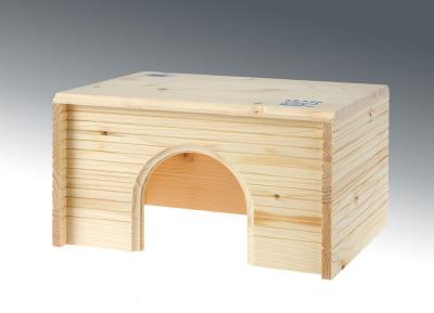 maison de bloc pour cochons d 39 inde de chez resch nagerhaus. Black Bedroom Furniture Sets. Home Design Ideas
