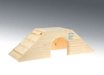 Resch Nagerhaus Meerschweinchenhaus groß 50x15x15 cm