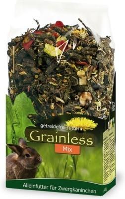JR Farm Grainless Mix für Zwergkaninchen  2.5 kg, 10 kg