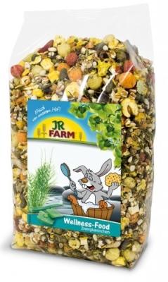 JR Farm Wellness-Food per Conigli Nani  650 g