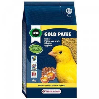 Versele Laga Orlux Gold Patee Eifutter Kanarien  5 kg, 250 g, 1 kg