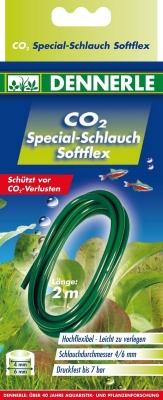 Dennerle CO2 Special Schlauch Softflex 2M 2 m
