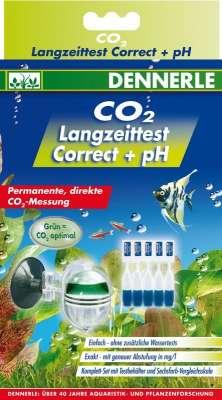 Dennerle Permanenttest CO2 Correct