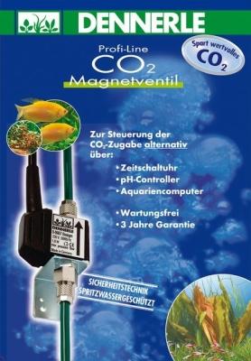 Dennerle CO2 Magnetventil 1.6 W