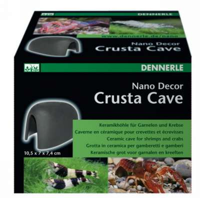 Dennerle Nano Decor Crusta Cave 10.5x7x7.4 cm