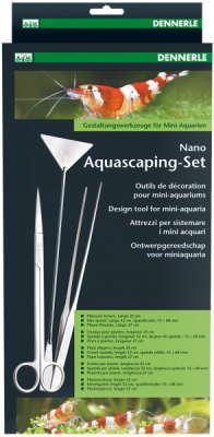 Dennerle Nano Aquascaping - Set