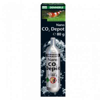 Dennerle Crystal - Line CO2 Einweg - Patrone 80 g