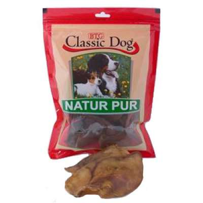 Classic Dog Snack Pig Ears 10x50 g