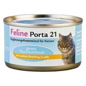 Feline Porta 21 Thunfisch mit Breitling 90 g, 400 g, 156 g