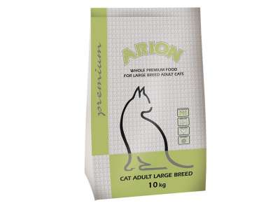 Arion Cat Premium Adult Large Breed 3 kg, 10 kg, 1 kg