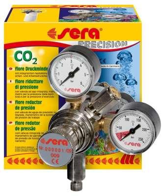Sera Flore CO2 Druckminderer