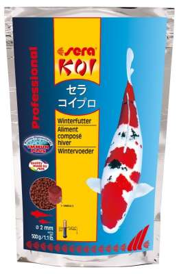 Sera KOI Professional aliment composé hiver 500 g