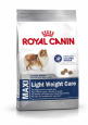 Royal Canin Size Health Nutrition - Maxi Light Weight Care 3 kg billige