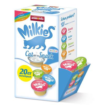 Animonda Milkies Selection 20x15 g