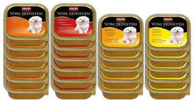 Animonda Vom Feinsten Adult Mix 1 Megapack  22x150 g