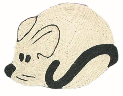 Trixie Kratzmatte Maus Beige 56×40  cm
