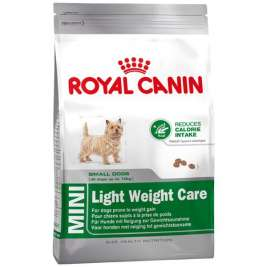 Royal Canin Size Health Nutrition Mini Light Weight Care 2 kg