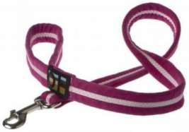 "Oscar & Hooch Leash ""Hot Pink""  Hot pink"