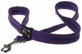 "Oscar & Hooch Leash ""Liberty""  Mørkeviolet"