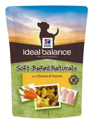 Hill's Ideal Balance Soft-Baked Naturals Adult 227 g Huhn & Karotten