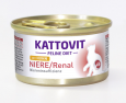 Kattovit Feline Diet Niere/Renal with Chicken 85 g