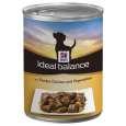 Hill's Ideal Balance Canine - Adult mit Huhn & Gemüse 363 g  zusammen kaufen