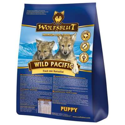 Wolfsblut Wild Pacific Puppy Vis met Aardappel 500 g