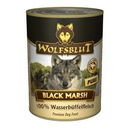 Black Marsh Puur Waterbuffel vlees Wolfsblut 4260262761927