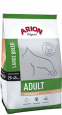 Original Large Breed Adult mit Lachs und Reis 12 kg von Arion