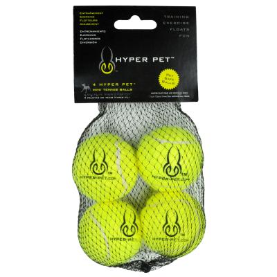 Hyper Pet  Tennis Balls Mini Neonově zelený S