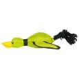 Flying Duck Green Mini    fra Apport og kastelegetøj til hunde