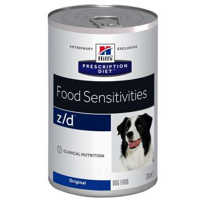 Hill's Prescription Diet Canine - z/d Food Sensitivities  370 g