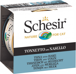Tin Tuna with Hake Schesir 8005852140197