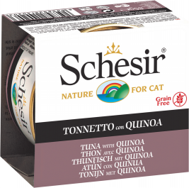 Schesir Tuna with Quinoa in Jelly  85 g